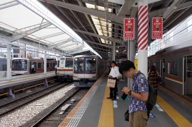 東横線4列車